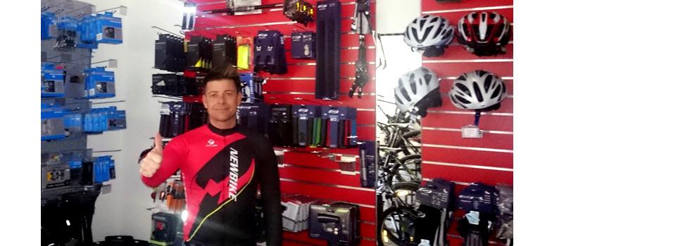 Newbike Markus Willinger